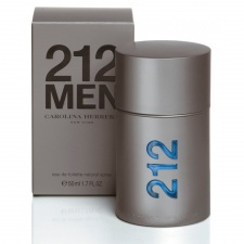 Carolina Herrera 212 Homme Eau De Toilette Spray 50ml