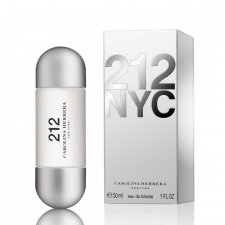 Carolina Herrera 212 NYC 30ml EDT Spray