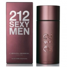 Carolina Herrera 212 Sexy Men 50ml EDT Spray