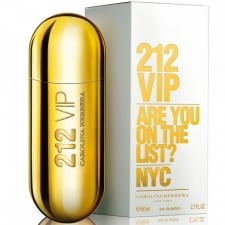 Carolina Herrera 212 VIP for Women 80ml EDP Spray