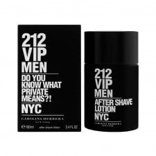 Carolina Herrera 212 VIP Men 100ml After Shave