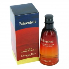 Christian Dior Fahrenheit After Shave Lotion Bottle 50ml