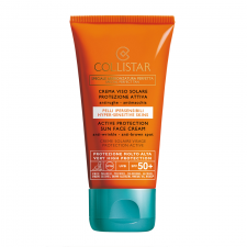 Collistar ACTIVE PROTECTION SUN CREAM  100ML FACE BODY SPF 50+