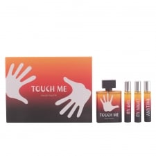 Concept V Design Touch Me EDT Spray 100ml Set 4 Pieces 2014