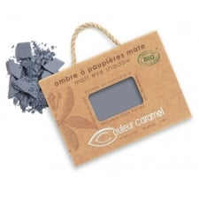 Couleur Caramel Eye Shadow 74 Matt Anthracite Grey
