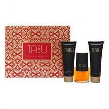 Dana Tabu Gift Set 35ml EDC + 75ml Body Lotion + 75ml Body Wash