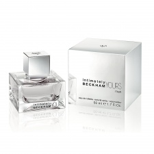 David Beckham Intimately Beckham Yours for Him 50ml EDT Spray