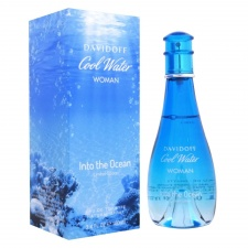 Davidoff Cool Water Woman Into the Ocean Limited Edition 100ml EDT Spray