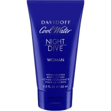 Davidoff Cool Water Women Night Dive 150ml Body Lotion