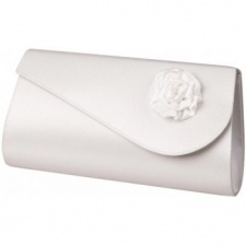Lexus Doris Womens Flower Brooch Party Clutch