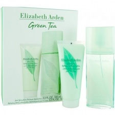 Elizabeth Arden Green Tea 100ml EDT Spray + 100ml Body Lotion