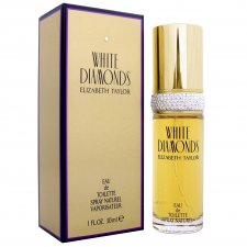 Elizabeth Taylor White Diamonds Eau De Toilette 30ml Spray