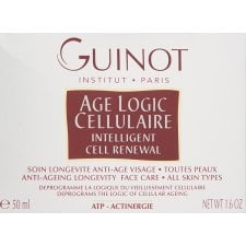 Guinot 50ml Age Logic Cellulaire Intelligent Cell Renewal