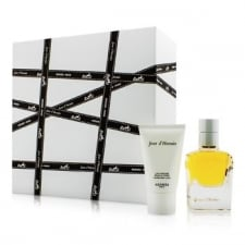 Hermes Jour D'Hermes Gift Set 50ml EDP Spray + 30ml Body Lotion