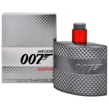 James Bond 007 Quantum EDT 75ml Spray