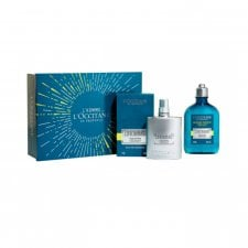 L'Occitane Occitane Set Men Cologne Cedrat EDT 75ml + Sg 250ml