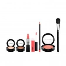 Mac Look In A Box Sun Siren Kit Visage Complet X7