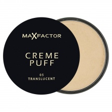 Max Factor Creme Puff Compact Powder - 5 Translucent