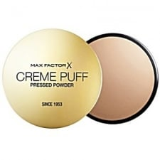 Max Factor Creme Puff Pressed Powder 21g - Golden Refill