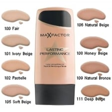 Max Factor Lasting Performance Foundation 102 (Pastelle) 35ml