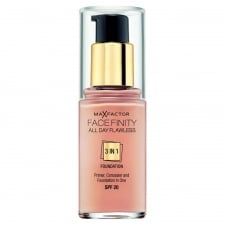 Max Factor MF FACEFINITY 3 IN 1 FOUNDATION 40 LIGHT IVORY  30ML SPF 20