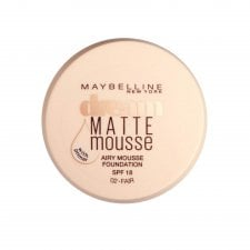 Maybelline Dream Matte Mousse Foundation 18ml #030 Sand