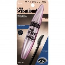 Maybelline New York Essentials Liner+Mascara+Bag Travel Collection