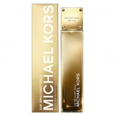 Michael Kors 24K Brilliant Gold 100ml EDP Spray