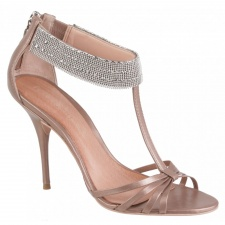 Moda in Pelle Ladies Sinah Shoes - Pink