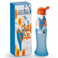 Moschino Cheap and Chic I Love Love 100ml EDT Spray