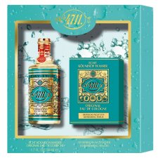 Muelhens 4711 Original 50ml EDC Splash / 10 x Original EDC Refreshing Tissue