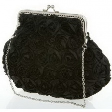 Lexus Nancy Womens Flower pouch clutch
