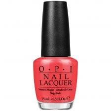 Opi Nail Lacquer Nlr69 SPF Xxx Orange Red 15ml