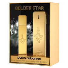 Paco Rabanne 1 Million Gift Set 100ml EDT + 100ml Shower Gel + 15ml Travel Spray