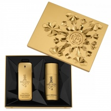 Paco Rabanne 1 Million Gift Set 100ml EDT Spray + 150ml Deodorant