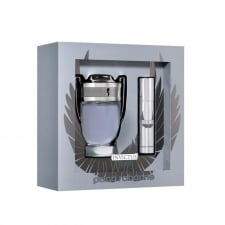 Paco Rabanne Invictus Gift Set 50ml EDT + 10ml EDT Mini