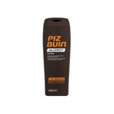 Piz Buin Allergy Lotion SPF 15 (Medium) 200ml