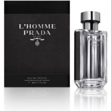 Prada L'Homme EDT 50ml Spray