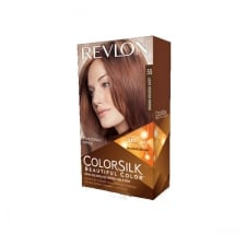 Revlon Colorsilk Ammonia Free 55 Light Reddish Brown