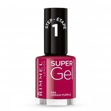 Rimmel London Supergel Kate Nail Lacquer 025 Urban Purple