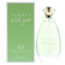 Sergio Tacchini St Always With You Edt 100ml