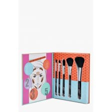 Sunkissed Beautiful Bronze Tools Of The Trade Gift Set 1 Foundation Brush + 1 Blusher Brush + 1 Contour Brush + 1 Eyeshadow Brush + 1 Crease Brush