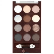 Sunkissed Ready For Anything Eye Palette - 12 Eye Shadows