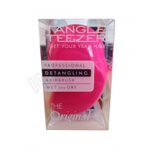 Tangle Teezer Original Detangling Hairbrush Pink Fizz