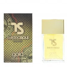 Twisted Soul Gold M Edt 100ml