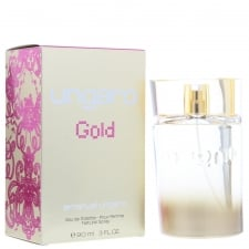 Ungaro Gold Women EDT 90ml Spray
