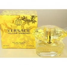 Versace Yellow Diamond EDT Spray 50ml