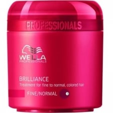 Wella Brilliance Mask Fine Normal Hair 150ml