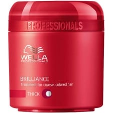 Wella Brilliance Mask Thick Hair 150ml