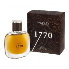 Yardley 1770 Eau De Toilette Spray 50ml for Men